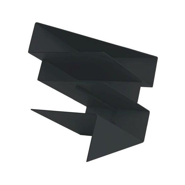 Stojan na časopisy Origami Anthracite