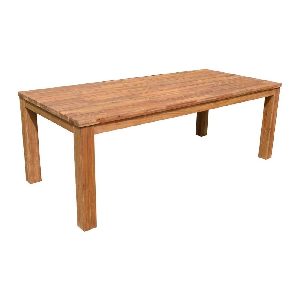 Záhradný stôl z akáciového dreva ADDU Pala