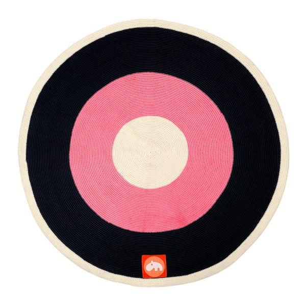 Koberec Round Rapsberry, 113 cm