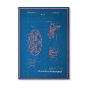 Plagát Film Reel, 30x42 cm