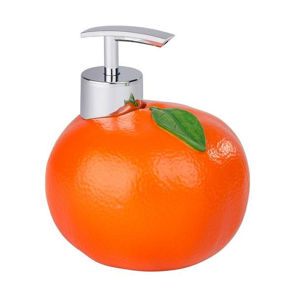 Dávkovač na čistiaci prostriedok Wenko Orange
