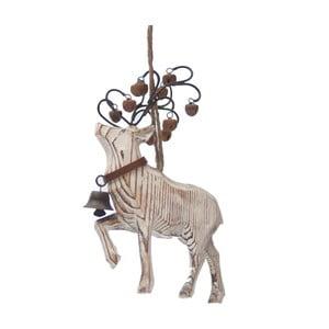 Závesná dekorácia Natural Deer