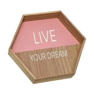 Nástenná dekorácia Live Your Dream
