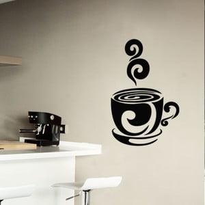 Samolepka Ambiance Cup Of Hot Coffee