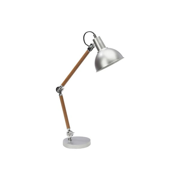 Stolová lampa Eric Silver