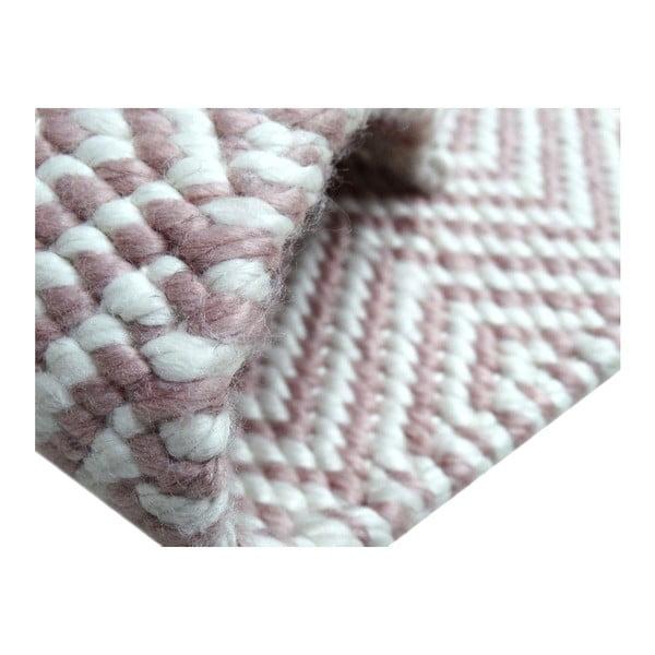 Koberec Spring 100 Pink, 160x230 cm