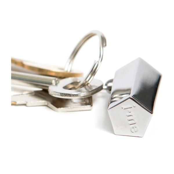 Čierny vešiak na kľúče J-Me Shape