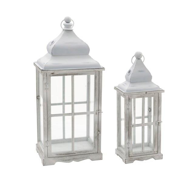 Set: 2 lampáše Metalio