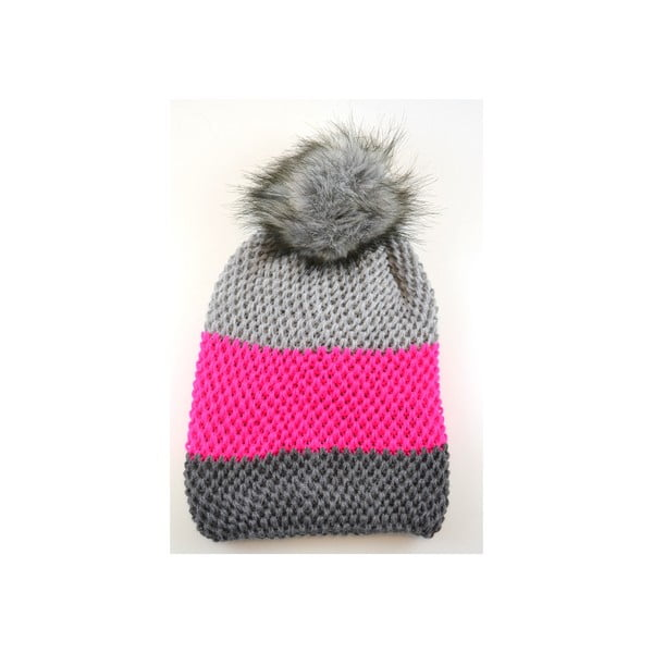 Dámska čiapka Pasy Pink