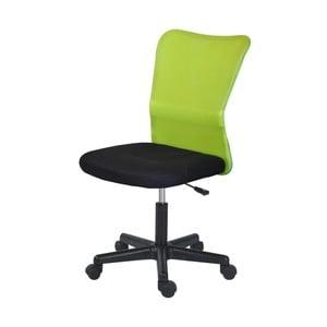 Zelená kancelárska stolička SOB Officer