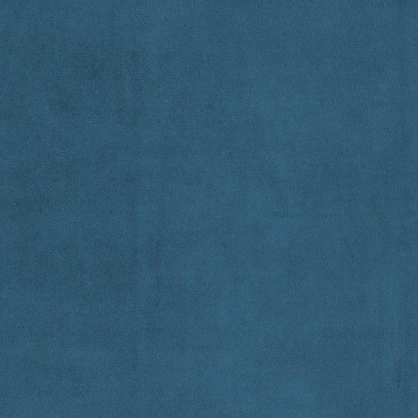Modré kreslo Vivonita Portobello
