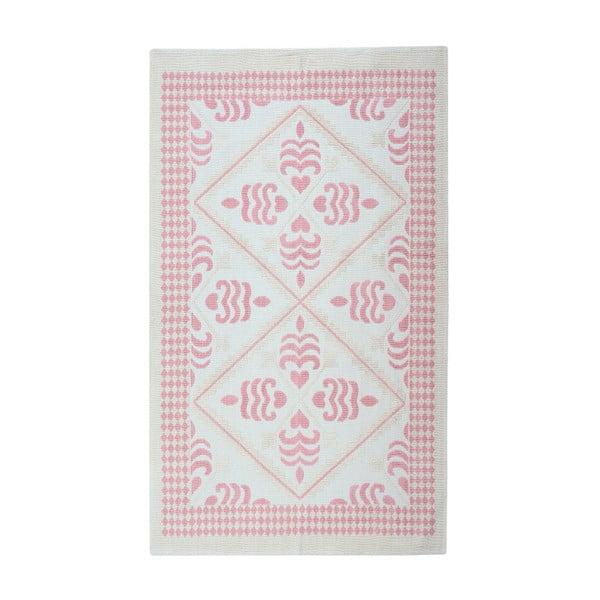 Púdrový bavlnený koberec Floorist Flair, 120x180cm