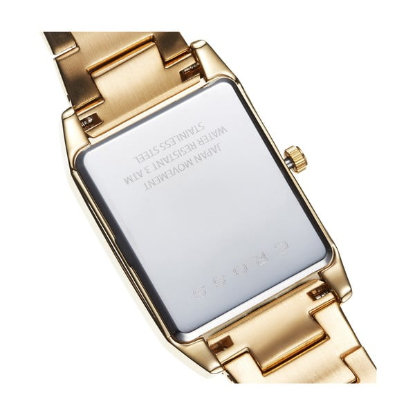 Pánske hodinky Cross Gotham Champagne, 33x38 mm
