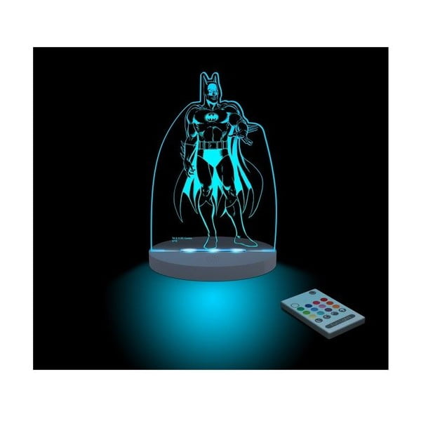 Detské LED nočné svetielko Batman
