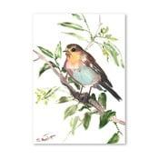 Autorský plagát Bird od Surena Nersisyana,42×30cm