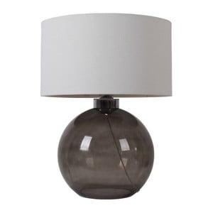 Stolná lampa Pearl Smoke