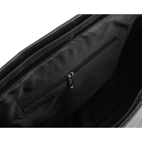 Pánska taška Solier S12 Black Mat