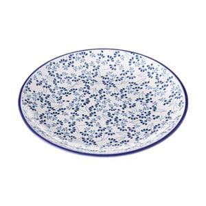 Modro-biely tanier Unimasa Meadow