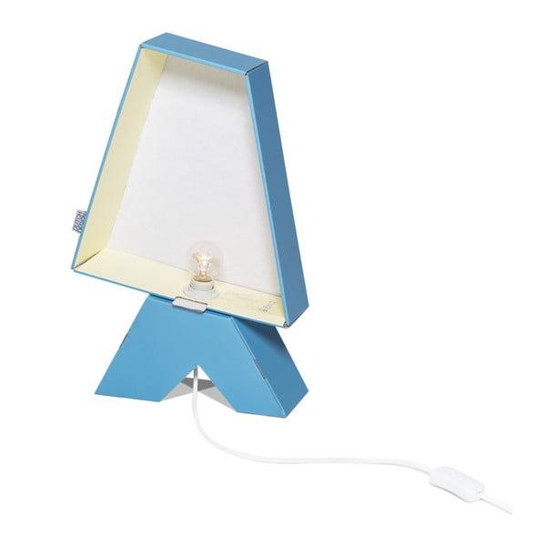 Kartónová lampa Delft