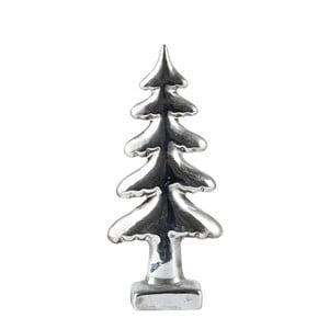 Dekoratívny stromček KJCollection Silver, 18 cm