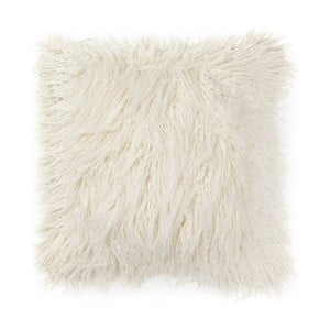 Biely vankúš La Forma Brock, 45 x 45 cm