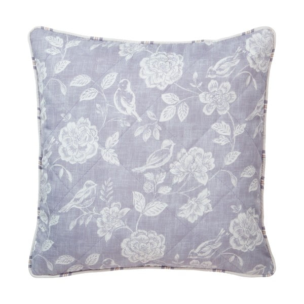 Vankúš Bird Garden Lavender, 43x43 cm