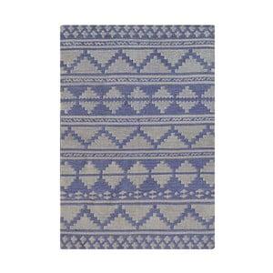 Ručne tkaný koberec Kilim D no.710, 140x200 cm