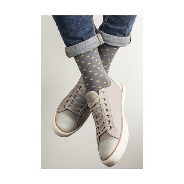 Dva páry ponožiek Funky Steps Waltz, univerzálna veľkosť