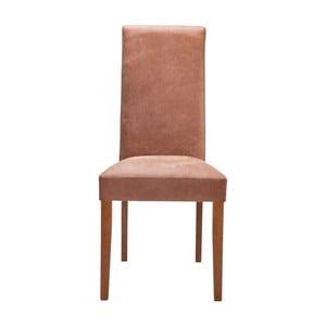 Sada 2 jedálenských stoličiek z anilínu Kare Design Econo