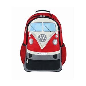 Batoh VW Camper, červený
