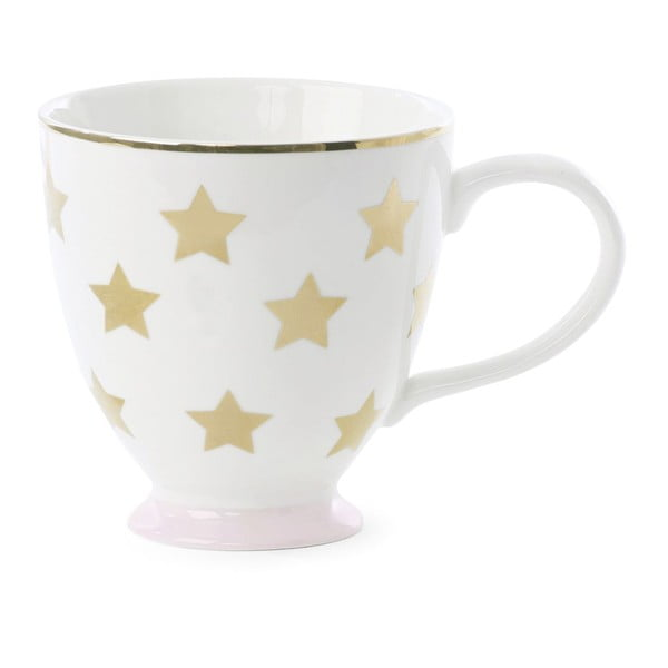 Keramický hrnček Étoile Gold Stars