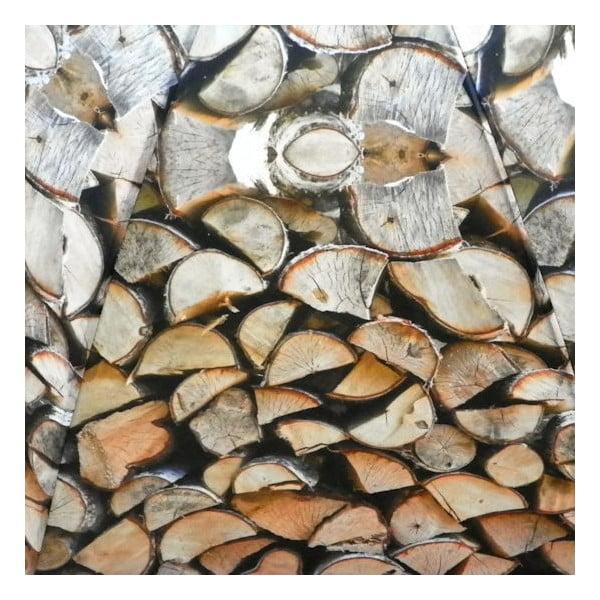 Dáždnik Winter Firewood