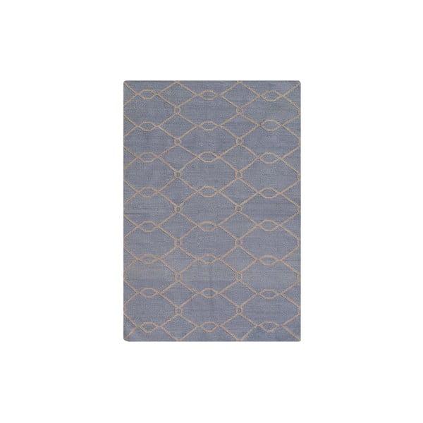 Ručne tkaný koberec Kilim D no.711, 155x240 cm