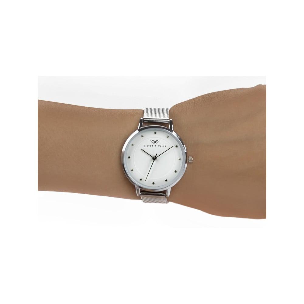 ab16a587a ... Dámske hodinky s remienkom z chirurgickej ocele Victoria Walls Kumla ...