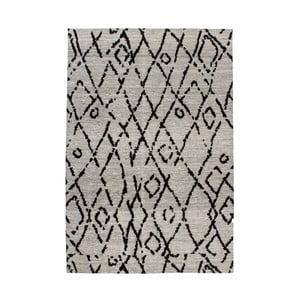 Sivý koberec Kayoom Memorial, 80 x 150 cm