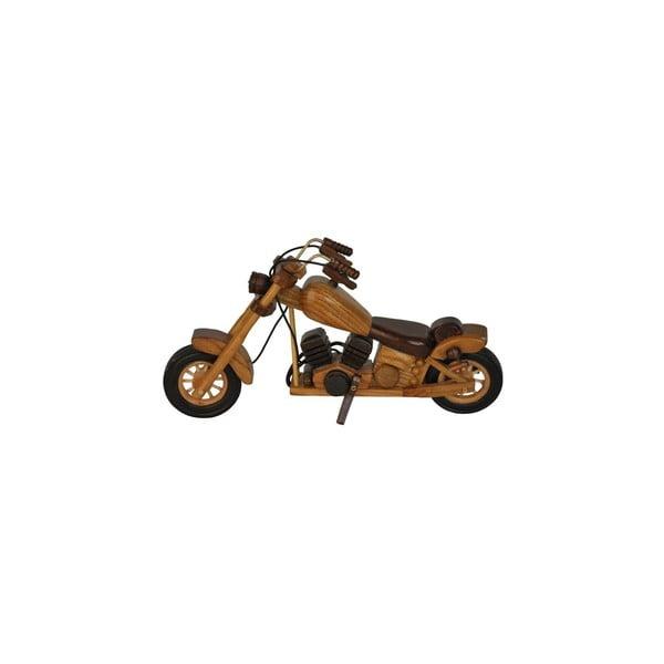 Drevená dekoratívna replika Moto
