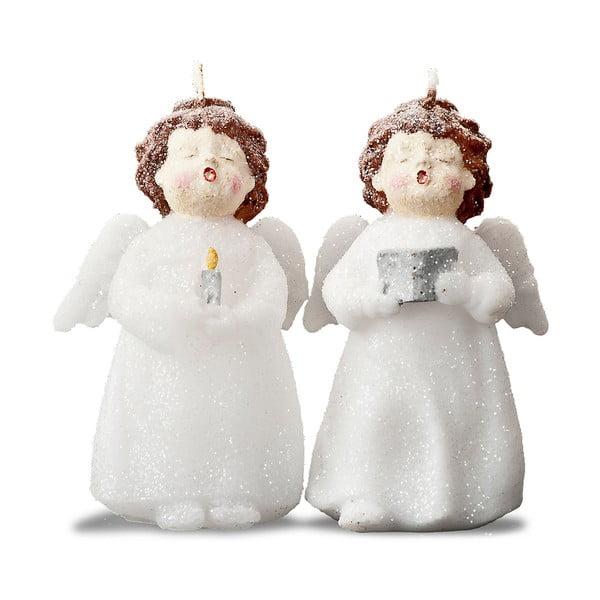 ada 2 sviečok Singing Girls