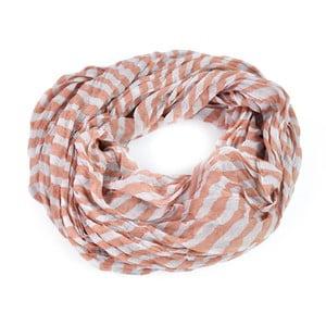 Šatka Stripes Pink