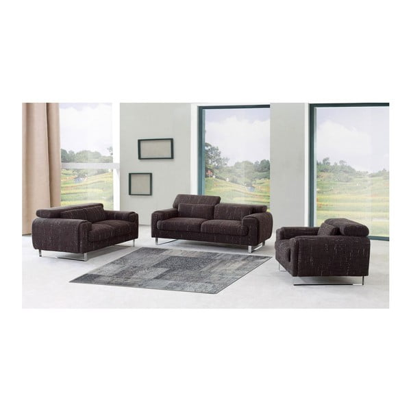 Sivý koberec Eko Rugs Esinam, 75 x 150 cm