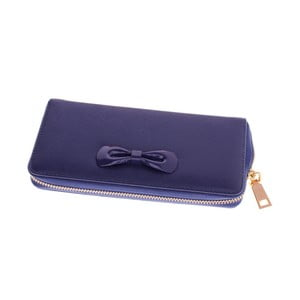Dámska veľká peňaženka Ladiest, modrá