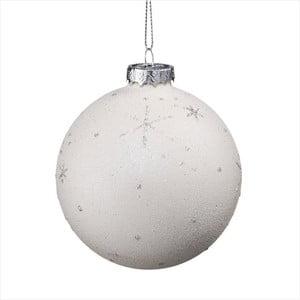 Vianočná závesná ozdoba Butlers Hang On Icy Star