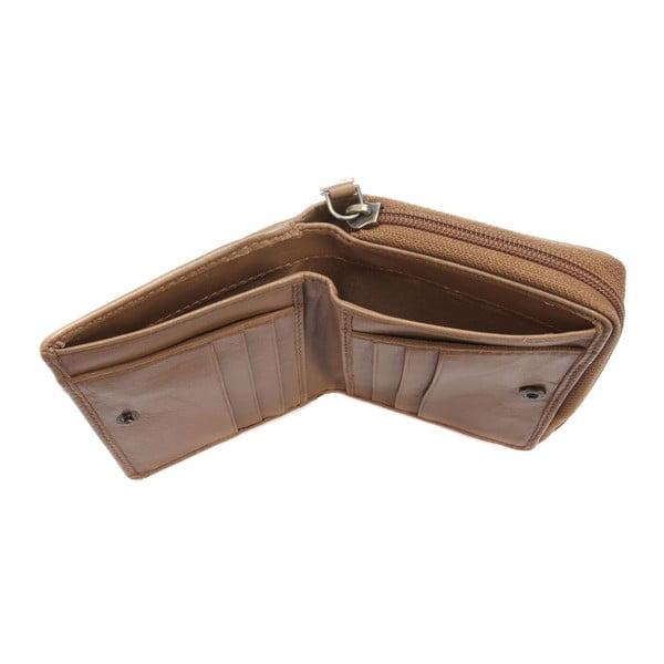 Kožená peňaženka Opal Biscuit