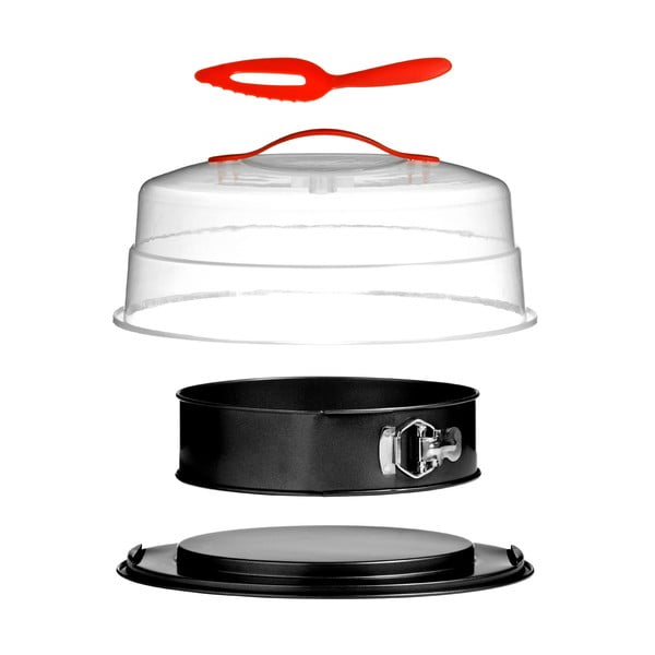 Prenosná forma na tortu Premier Housewares Tin
