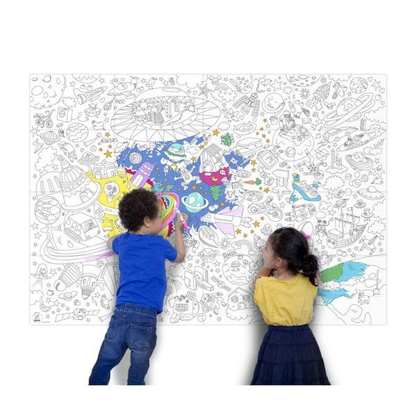 Maľovanka OMY Cosmos (70x100 cm)