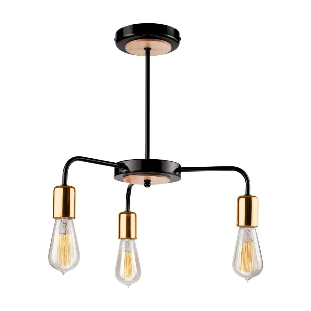 Závesné svietidlo pre 3 žiarovky Lamkur Erica