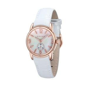 Dámske hodinky Cross Palatin White/White, 30 mm