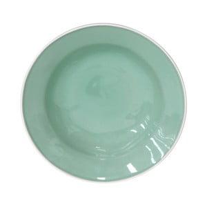 Keramický tanier Astoria 21 cm, mätový