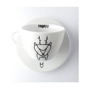 Hrnček na kávu Deer, 200 ml