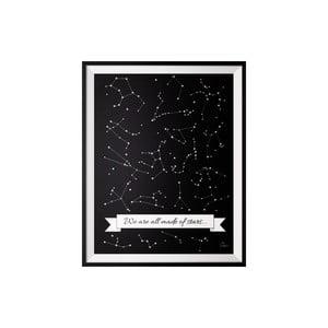 Plagát Stars, 40x50 cm
