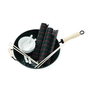 Sada 11 kusov na wok Premier Housewares
